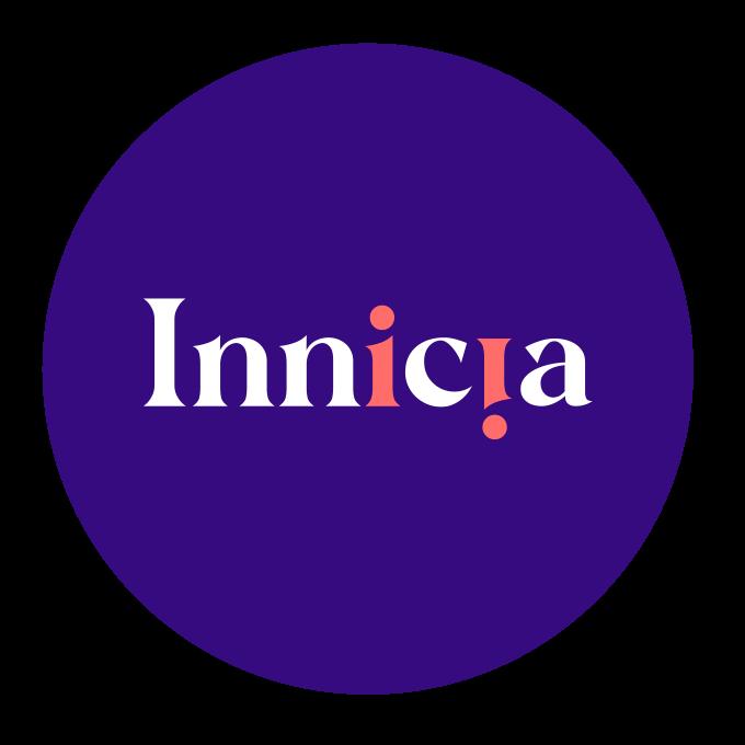 Innicia - Logo Círculo