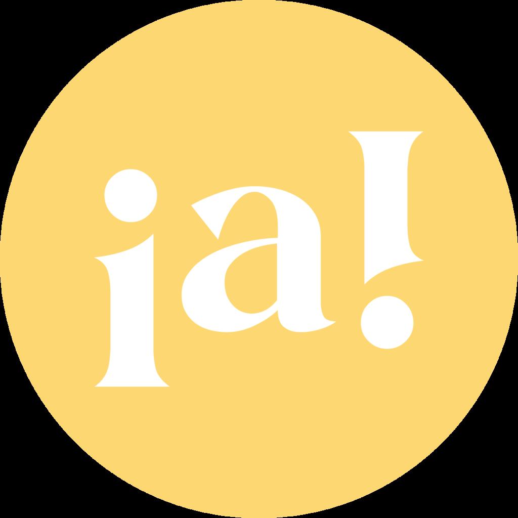 Innicia - Isotipo amarillo